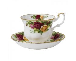 Tazza Tè con piattino OLD COUNTRY ROSES IOLCOR04698 Royal Albert