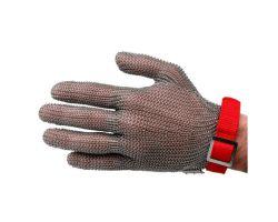 Guanto in acciaio inox 5 dita L 100462 - 1852.004