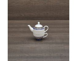 Tea for one H 17 cm TRINACRIA D17339
