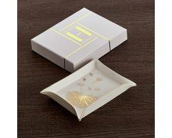 Svuota tasche Soffione 15 x 12 oro HAUTE COUTURE D17405