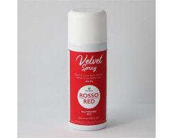 Burro di cacao spray ROSSO effetto velluto 400 ml LCV208