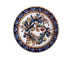 Piatto Piano Ø 26.5 cm Ceramica Salerno TREVI JL0002