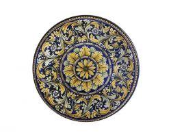 Piatto Dolce Ø 20 cm Ceramica Salerno PIAZZA JL0009