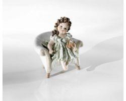 Lisetta Sibania Manifattura Porcellana Vicentina