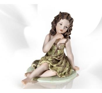 Vergine Sibania Manifattura Porcellana Vicentina VIRGO