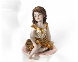 Leone Sibania Manifattura Porcellana Vicentina LEO
