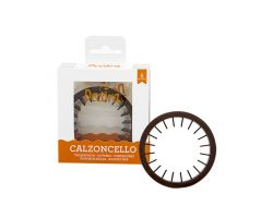 Stampino Tagliapasta CALZONCELLO in plastica 0255086