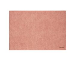 Tovaglietta 43x30 cm double face Fabric Rosa corallo 22609123