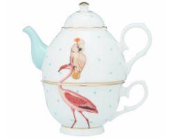 Tea For One FENICOTTERO A22018001 Yvonne Ellen