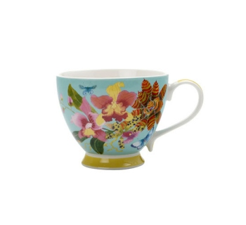 Tazza Mug 400 ml Orchid EXOTICA Blue DI0108