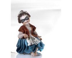 Colombina Sibania Manifattura Porcellana Vicentina COLOMBINA