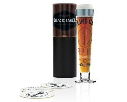 BICCHIERE BIRRA BLACK LABEL BERKTOLD CL 40 1010241