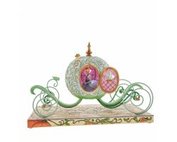CENERENTOLA CON LA CARROZZA DISNEY TRADITIONS 6007055