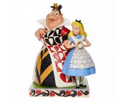 ALICE E LA REGINA DI CUORI DISNEY TRADITIONS 6008069