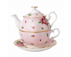 TEA FOR ONE 0,49 LT NEW CONTRY ROSES PINK 40002520
