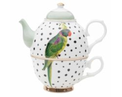 Tea For One PAPPAGALLO POLKA DOTS A22018003