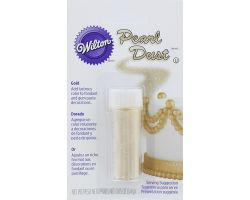 GLITTER PERLATO ORO WILTON 0261012
