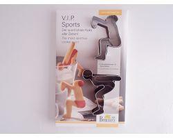 STAMPINO VIP SPORT 2 PZ INOX 143579