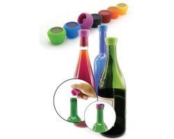 Tappo in silicone per vino Linea 107-793-00