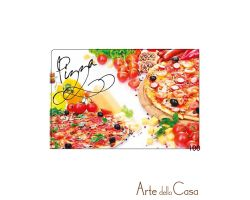 Tovaglietta Americana Pizza 100