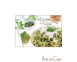 Tovaglietta Americana Passione Pesto  Linea 042