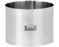Anello per dessert rotondo in acciaio Birkmann 143333 - 270077