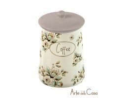 Barattolo Caffe\' Cottage Flower SJR2466C