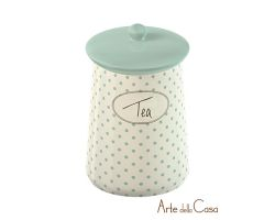 Barattolo Tea Cottage Flower SJR2466T
