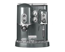 Macchina per Caffè Espresso Artisan Colore Argento Medaglia IKES2102MS