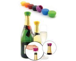 Set 2 Tappi in silicone per Champagne e Spumante 10779200