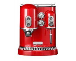 Macchina per Caffè Espresso Artisan Colore Rosso Imperiale IKES2102R