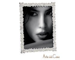 Cornice Portafoto in metallo 15.5 x 20.5 cm Linea M641