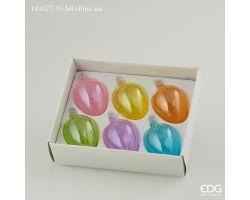 Uovo in Vetro lucido Medio 101677.95