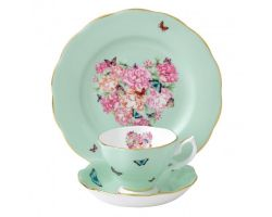 Tazza Tea con piattino e Piatto dolce Blessings Miranda Kerr 40001837 Royal Albert