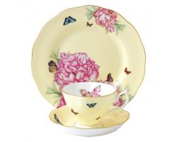 Tazza Tea con piattino e Piatto dolce Joy Miranda Kerr 40001838 Royal Albert
