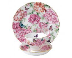 Tazza Tea con piattino e Piatto dolce Gratitude Miranda Kerr 40001839