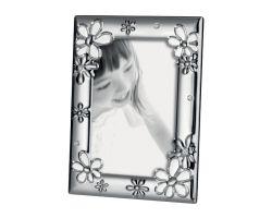 Cornice Portafoto Argento Silver 10 x 15 cm  Linea A111