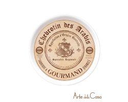 Vassoio Rotondo Formaggio Gourmet Cheese  Linea TRR3607