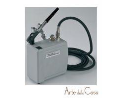 Mini compressore e Aerografo  Linea DECOCP01