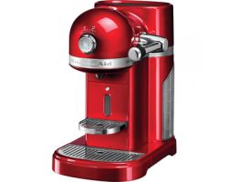 Macchina Caffè Nespresso Artisan Rosso Imperiale IKES0503ER