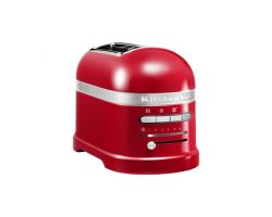 TOSTAPANE ARTISAN 2 SCOMPARTI ROSSO IMPERIALE IKMT2204R