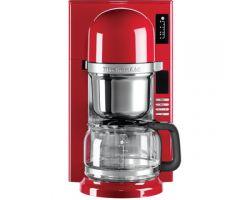 Macchina per Caffè Pressofiltro Rosso Imperiale IKCM0802ER
