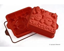 STAMPO IN SILICONE SFT333 JINGLE BELLS 30.333.00.0060