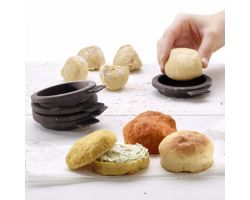 Stampo per Pane MINI BURGER