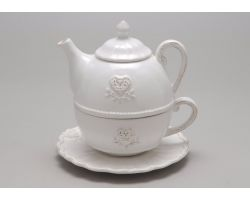 Tea for One Amadeus Linea Cuore   075360