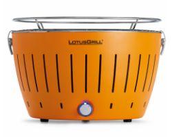 LOTUSGRILL Barbecue senza Fumo Arancio LG G34 OR