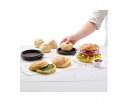 Stampo Burger Bread Grande  0202100M10M