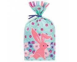Sacchetti Pasquali con coniglietto 20 pezzi con laccetti 0260946