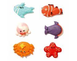 Set Animali Marini in Zucchero  0500361