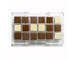 Stampo Policarbonato cioccolatino Quadro 0050092